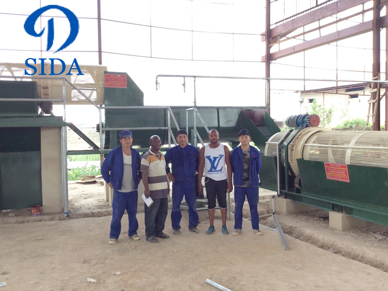 Cassava starch processing machine project in Nigeria.jpg