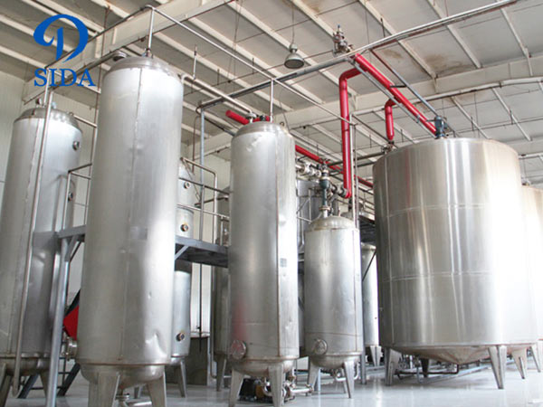Rice Syrup Processing Line