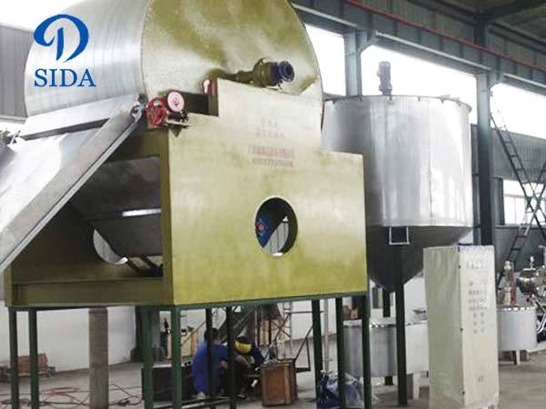Canna edulis Ker starch production line equipment